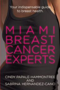 image of miami breast cancer experts book